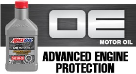Amsoil Original Equipment Manufacturer Synthetic Oil